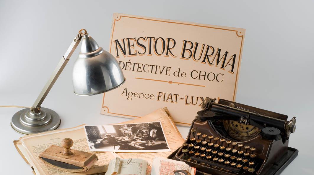 BURMA CHOC NESTOR DE TÉLÉCHARGER DETECTIVE
