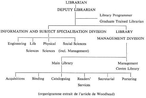 division et spécialisation du travail