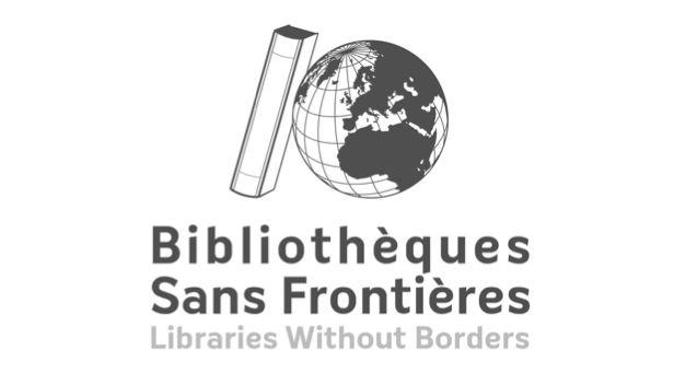 Logo Bibliothèques sans frontière