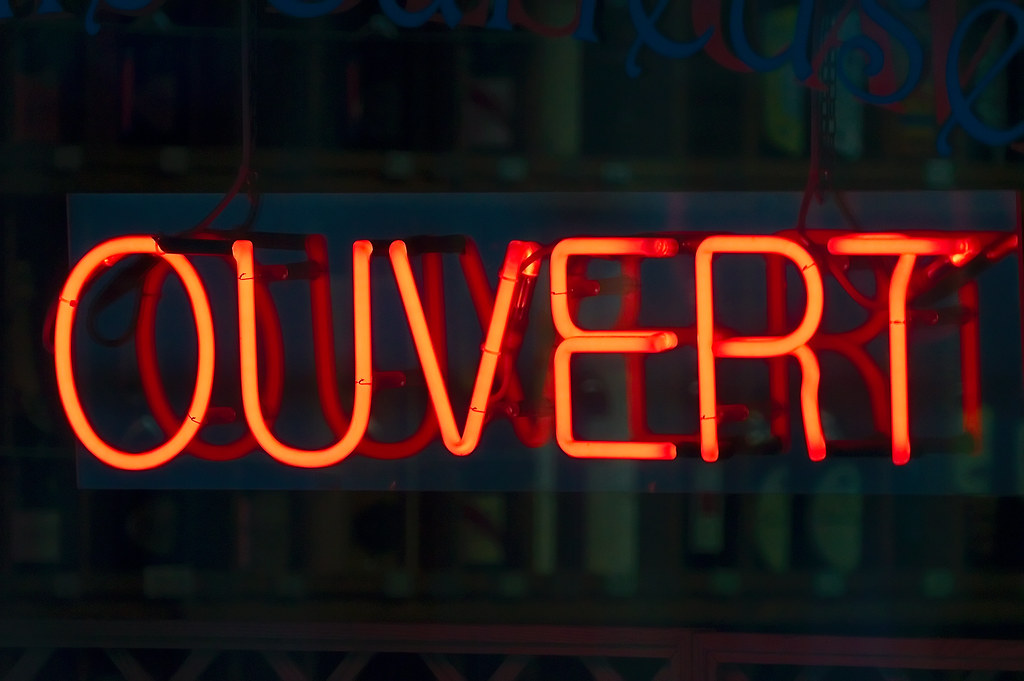 Ouvert - Flickr